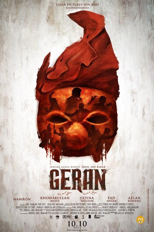 Review Filem Geran