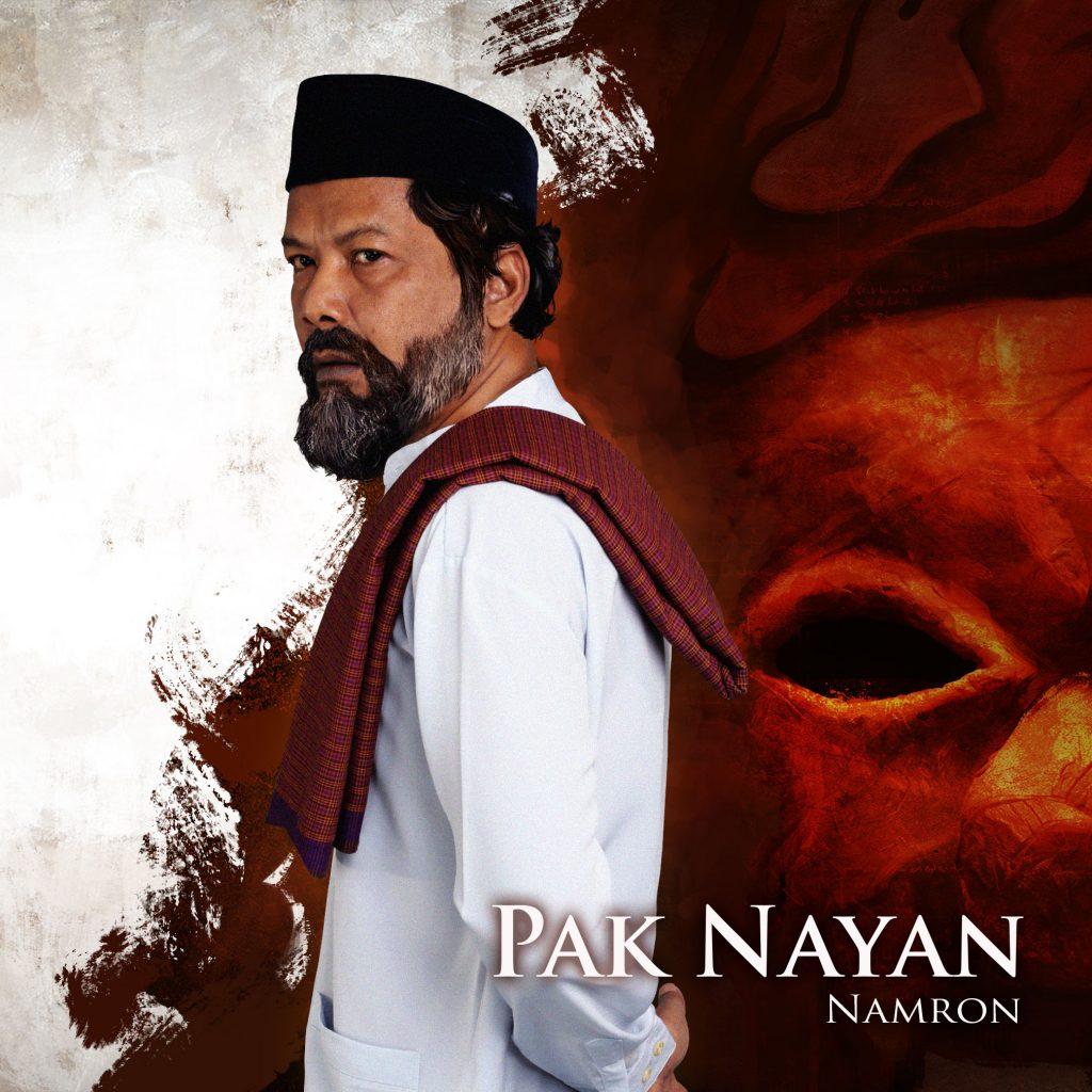 Namron sebagai Pak Nayan