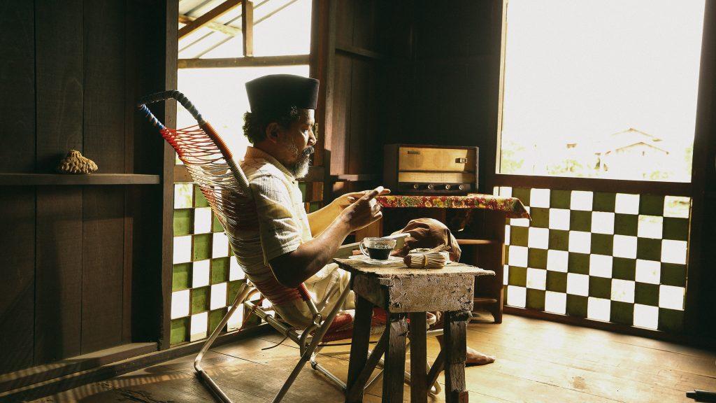 Review Filem Geran - Pak Nayan tenang di kerusi malas