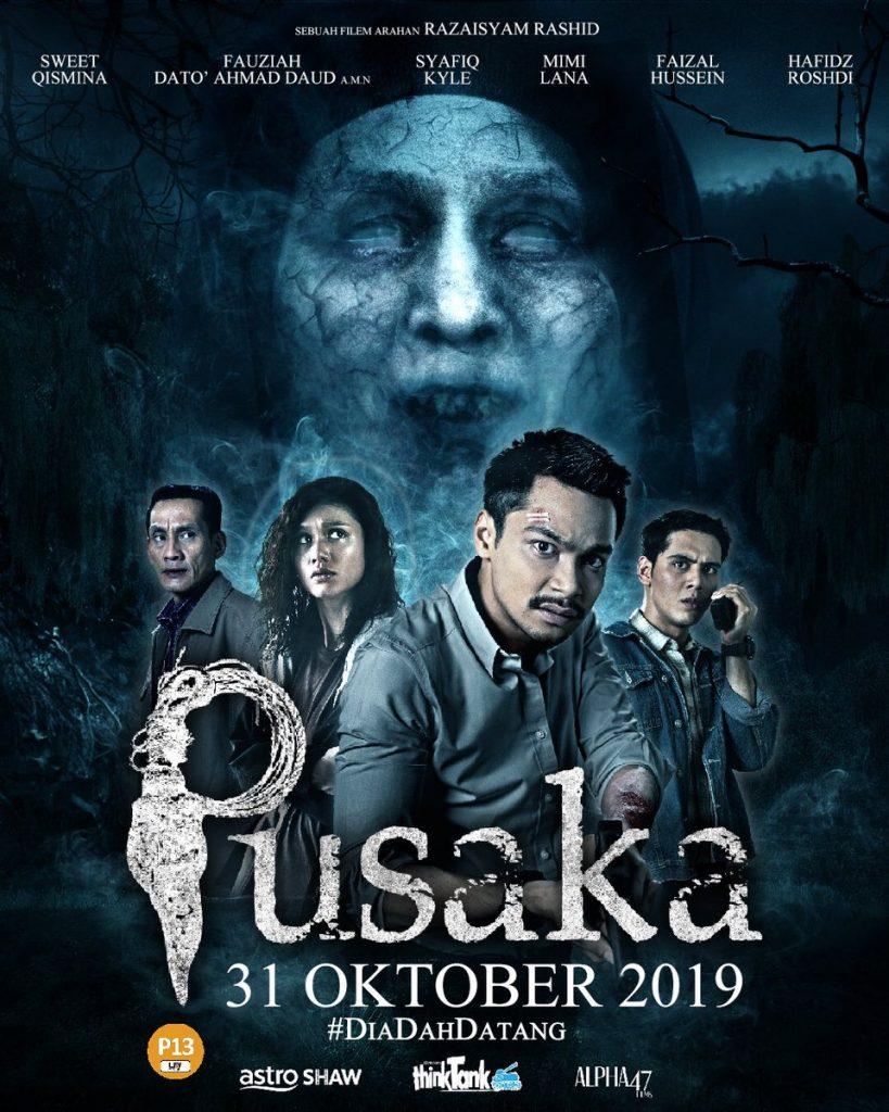 Poster Filem Pusaka