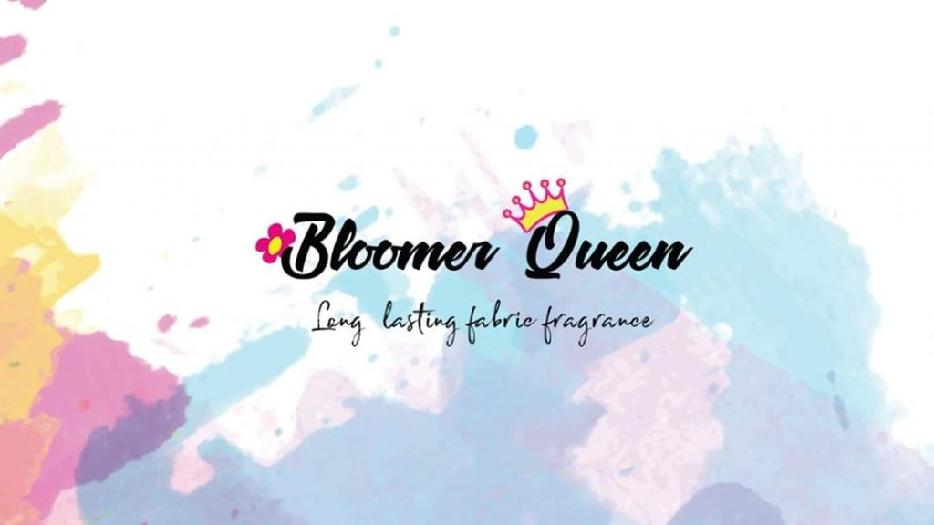 Bloomer Queen Pakar Bau Hapak Logo