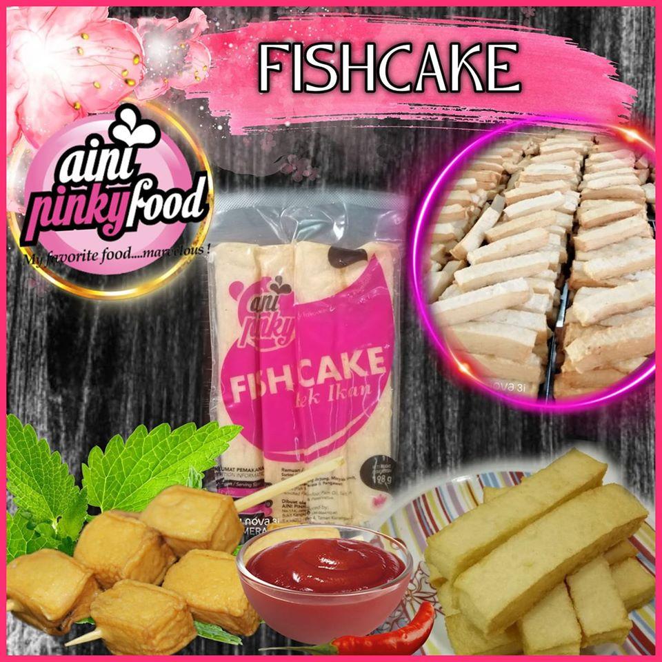 Fish Cake Sedap Johor