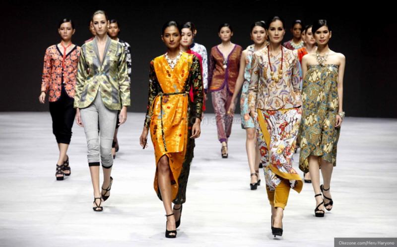 Industri Batik Berkembang Ke Peringkat International