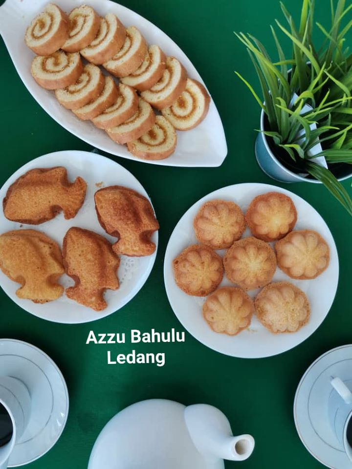 Azzu bahulu ledang Johor