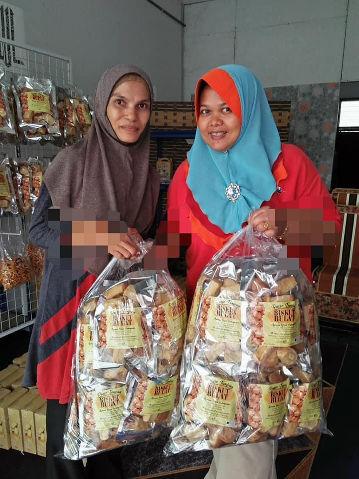 Pelanggan Rasso Tanjung