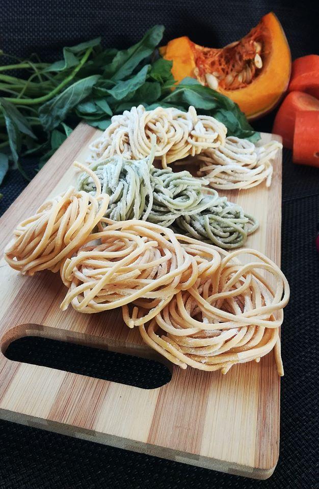 Cara membuat mee sayur mee kering