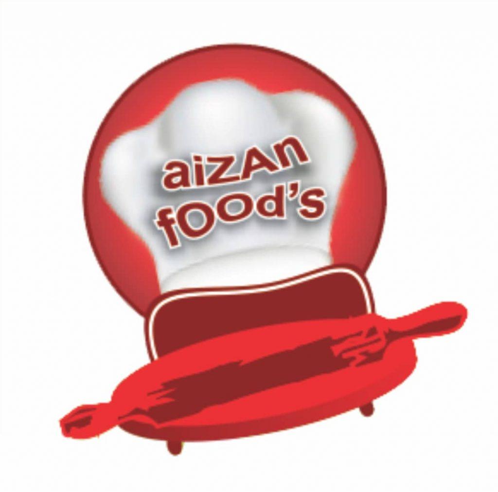 Aizan Food Logo