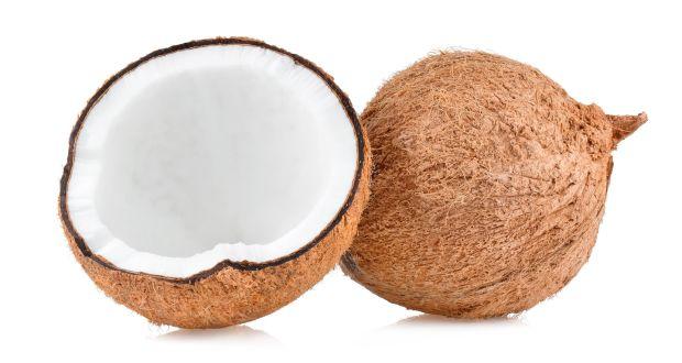 Minyak kelapa dara baihaq dibuat daripada kelapa berkualiti
