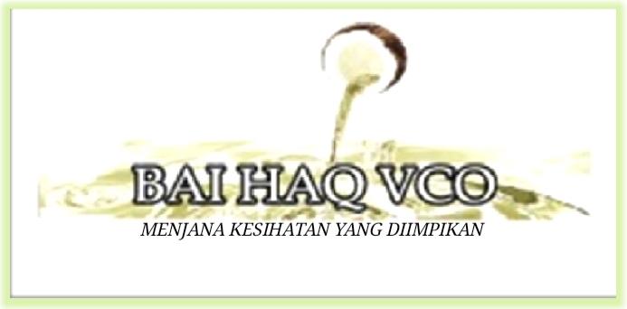 Minyak kelapa dara baihaq logo