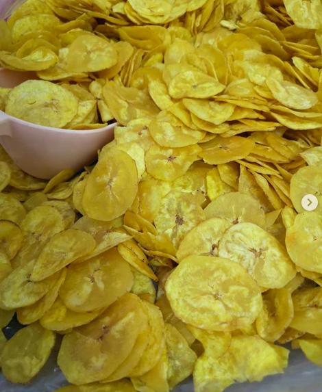 Pemborong KerepekMART Shah Alam kerepek pisang masin