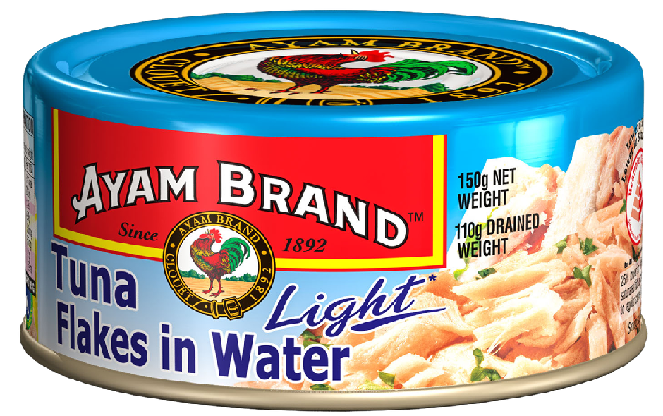 Tuna in water untuk resepi wanpaku rendah kalori