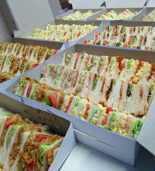Sandwich deluxe pack