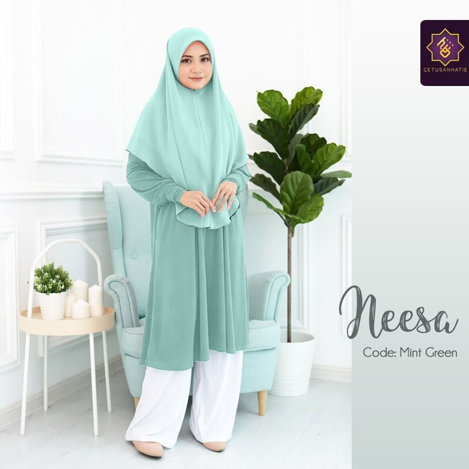 Tips Memilih Pakaian Muslimah baju labuh dan longgar