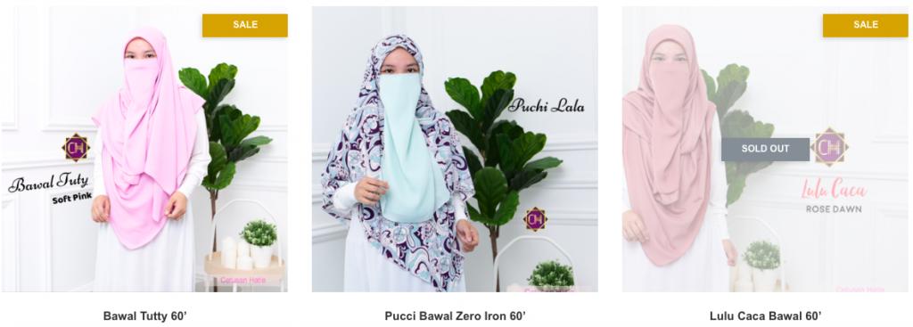 Koleksi Hijab