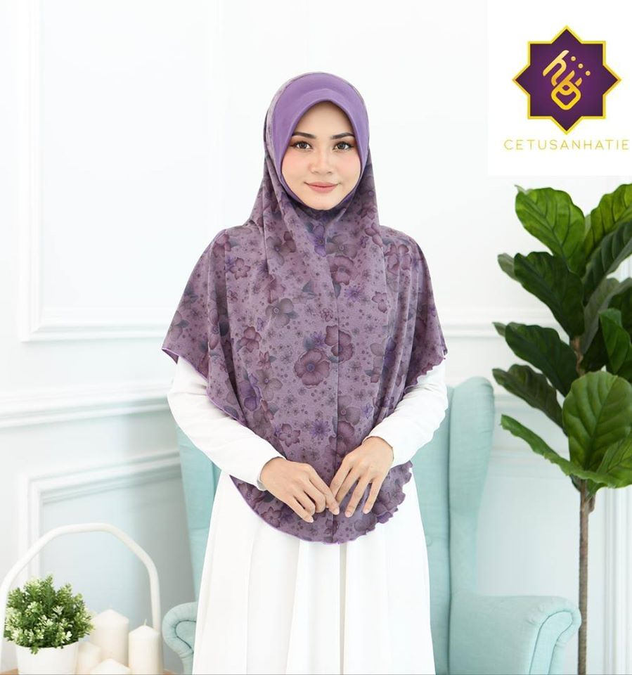 Tips Memilih Pakaian Muslimah Hijap Labuh