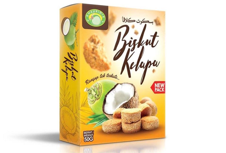 Doorgift-biskut-kelapa-perak