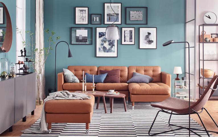 Tips Menghias Ruang Tamu agar cantik dan selesa